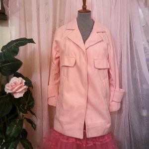 Pink Light Weight Jacket
